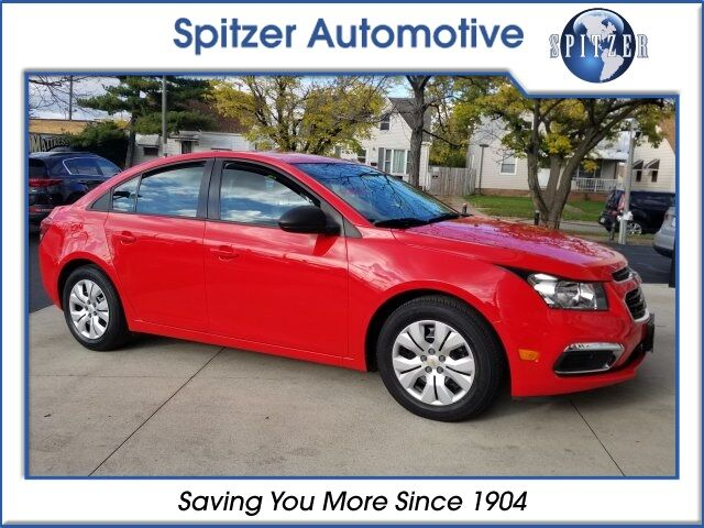 2015 Chevrolet Cruze LS Sheffield OH