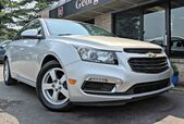 2015 Chevrolet Cruze LT Call for Payments!