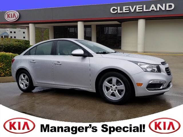 Used 2015 Chevrolet Cruze LT in Chattanooga TN