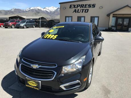 2015 Chevrolet Cruze LT North Logan UT