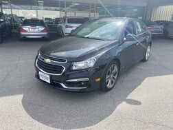 2015_Chevrolet_Cruze_LTZ_ Cleveland OH