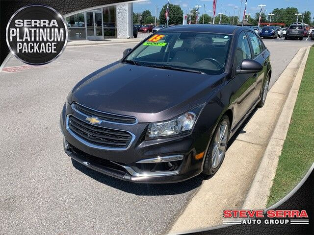2015 Chevrolet Cruze LTZ Decatur AL
