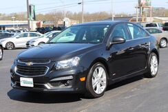 2015_Chevrolet_Cruze_LTZ_ Fort Wayne Auburn and Kendallville IN