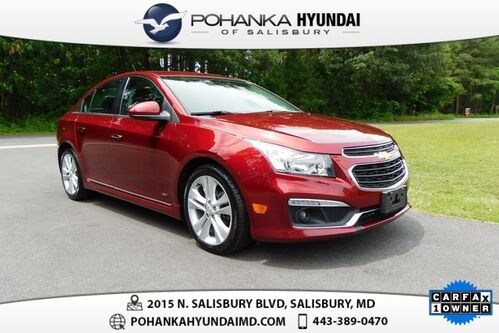 2015_Chevrolet_Cruze_LTZ **ONE OWNER**_ Salisbury MD