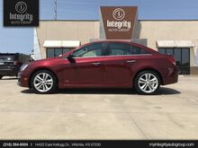 2015_Chevrolet_Cruze_LTZ_ Wichita KS