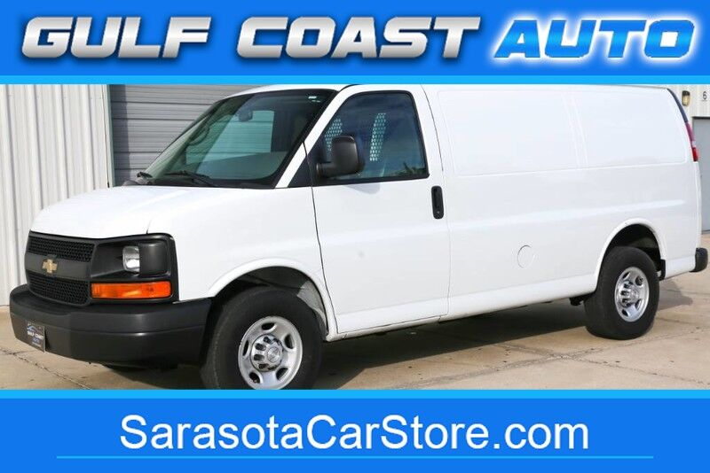 2015_Chevrolet_EXPRESS_G2500 CARGO VAN EXTRA CLEAN 4.8L COLD AC READY FOR WORK !!_ Sarasota FL