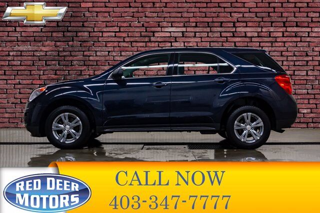 2015 Chevrolet Equinox AWD LS Red Deer AB