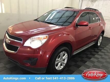 2015_Chevrolet_Equinox_AWD LT_ Bend OR