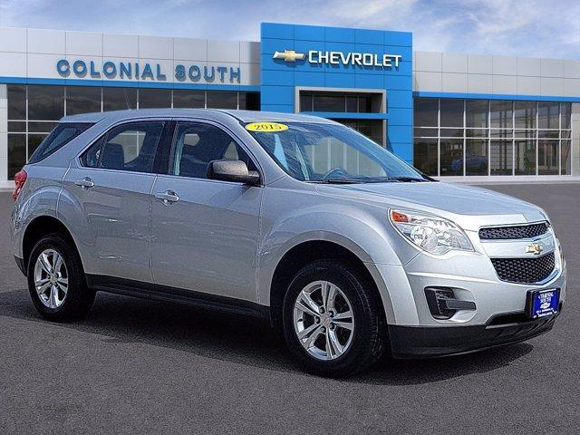 2015 Chevrolet Equinox FWD 4dr LS North Dartmouth MA