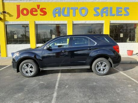 2015_Chevrolet_Equinox_LS AWD_ Indianapolis IN