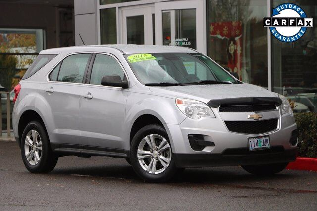 2015 Chevrolet Equinox LS Corvallis OR