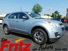 2015_Chevrolet_Equinox_LS_ Fishers IN