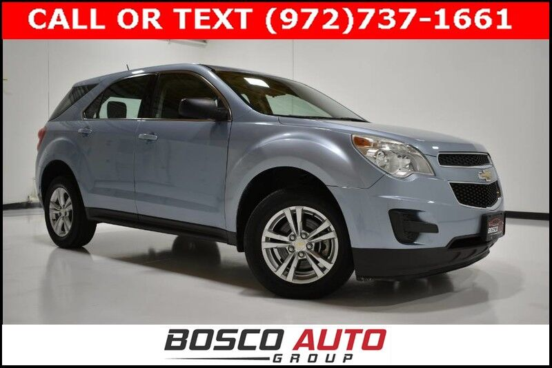 2015 Chevrolet Equinox LS Flower Mound TX