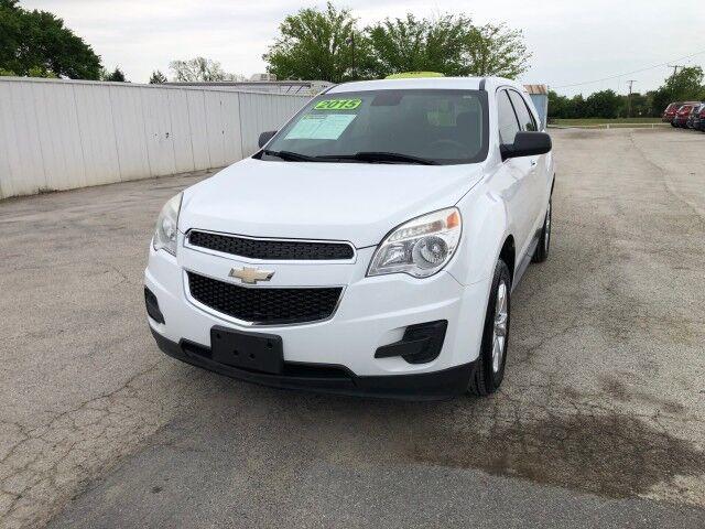 2015 Chevrolet Equinox LS Gainesville TX