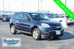 2015_Chevrolet_Equinox_LS_ Green Bay WI