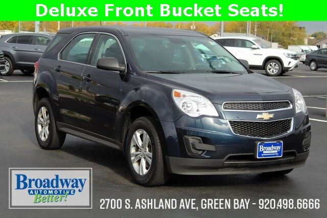 2015 Chevrolet Equinox LS Green Bay WI