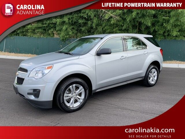 2015 Chevrolet Equinox LS High Point NC
