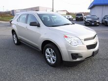 2015_Chevrolet_Equinox_LS_ Manchester MD