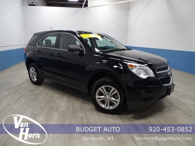 2015 Chevrolet Equinox LS Plymouth WI