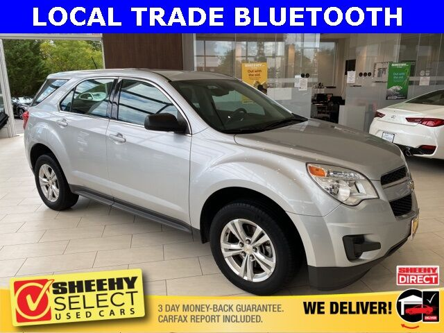 2015 Chevrolet Equinox LS Chantilly VA