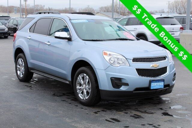 2015 Chevrolet Equinox LT 1LT Green Bay WI