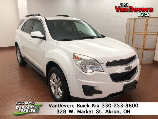 2015 Chevrolet Equinox LT Akron OH