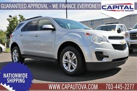 2015_Chevrolet_Equinox_LT_ Chantilly VA