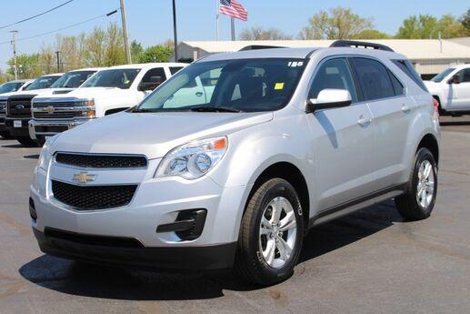 2015 Chevrolet Equinox LT Fort Wayne Auburn and Kendallville IN
