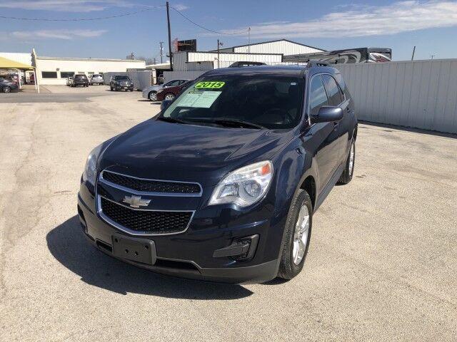 2015 Chevrolet Equinox LT Gainesville TX
