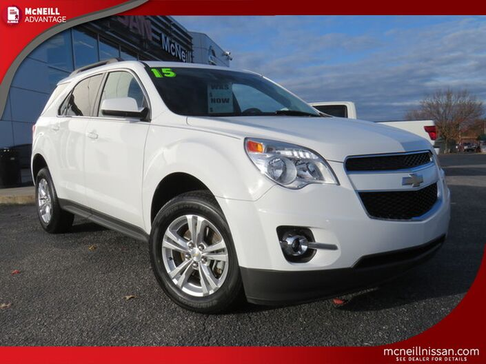 2015 Chevrolet Equinox LT High Point NC