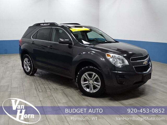2015 Chevrolet Equinox LT Plymouth WI