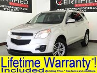 Chevrolet Equinox LT Rear Camera Bluetooth Roof Luggage Rack Rear Spoiler Power Seat Keyless 2015