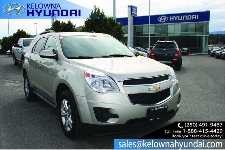 2015 Chevrolet Equinox LT Rear Vision Camera Kelowna BC