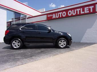 2015_Chevrolet_Equinox_LT_ Richmond KY