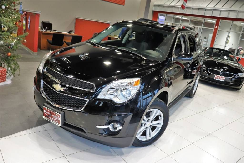 2015 Chevrolet Equinox LT Sunroof Backup Camera Springfield NJ