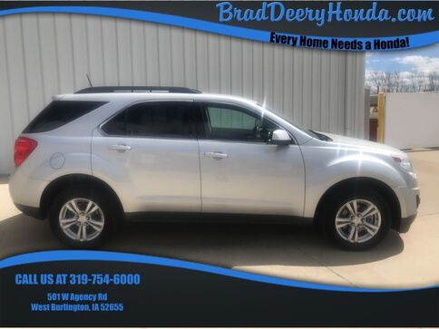 2015_Chevrolet_Equinox_LT_ West Burlington IA