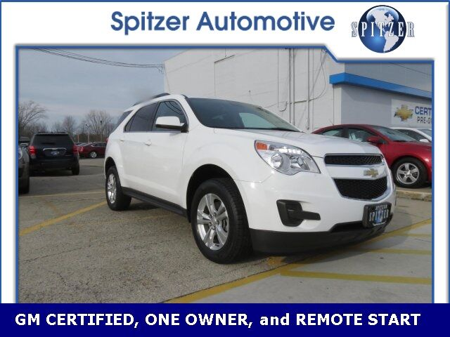 2015 Chevrolet Equinox LT Amherst OH