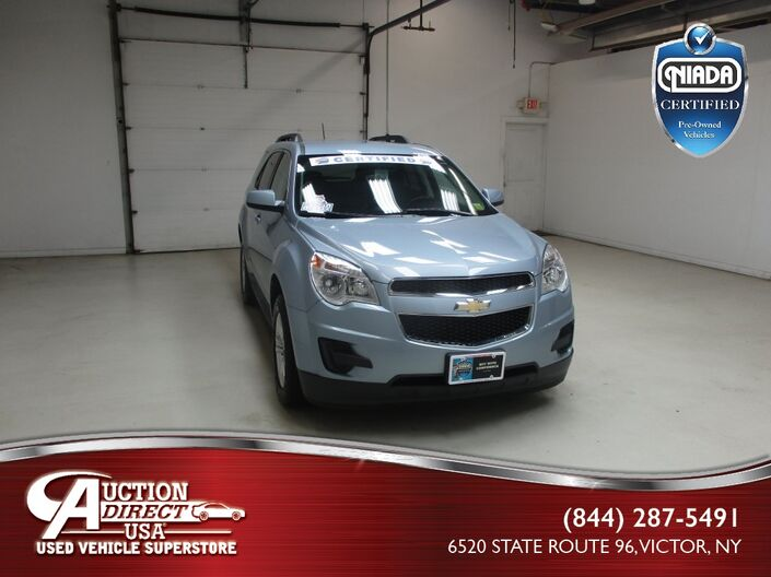 2015 Chevrolet Equinox LT Raleigh