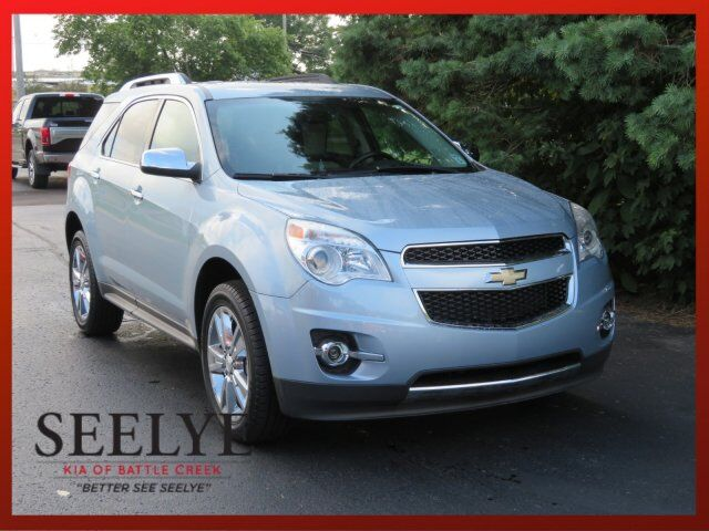 2015 Chevrolet Equinox LTZ Battle Creek MI