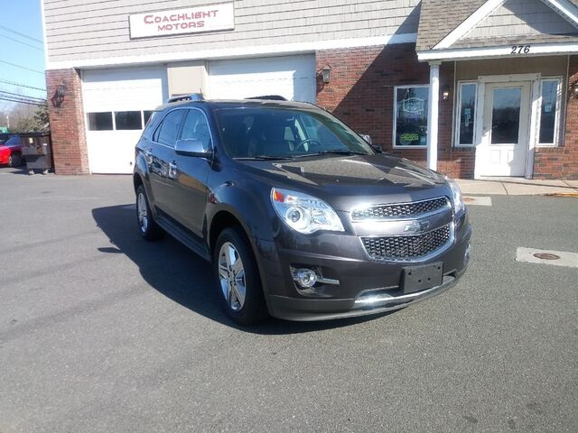 2015 Chevrolet Equinox LTZ East Windsor CT