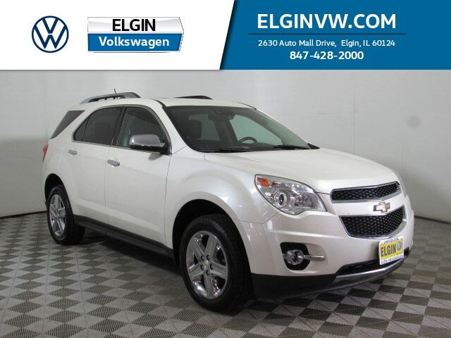 2015 Chevrolet Equinox LTZ Elgin IL