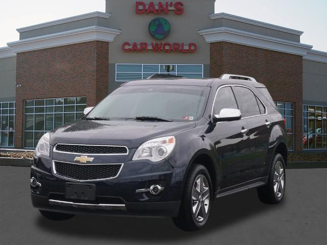 2015 Chevrolet Equinox LTZ Bridgeport WV