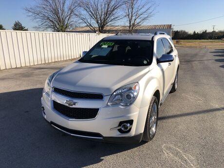2015 Chevrolet Equinox LTZ Gainesville TX