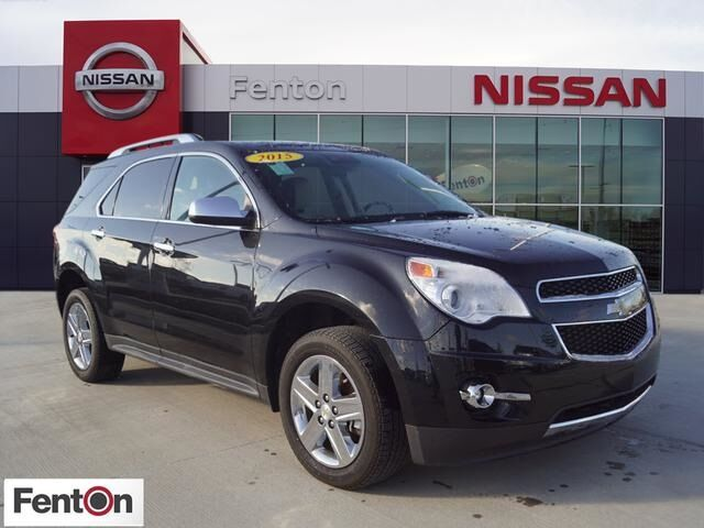 2015 Chevrolet Equinox LTZ One Owner LOW LOW miles Kansas City KS