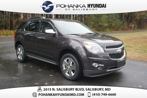 2015_Chevrolet_Equinox_LTZ **PERFECT MATCH**_ Salisbury MD