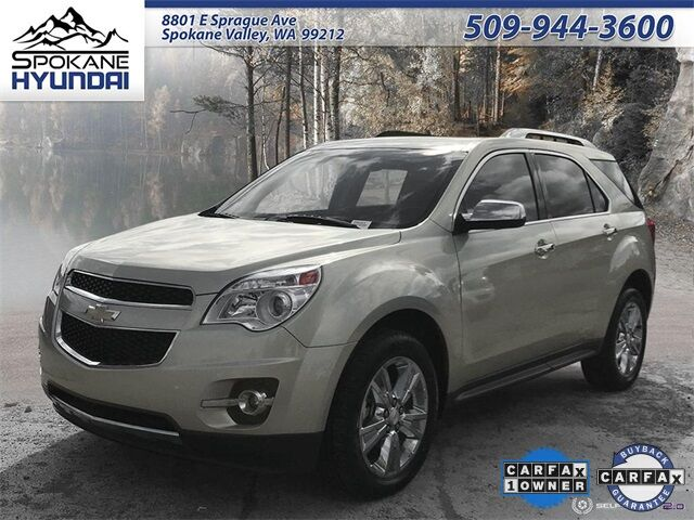 2015 Chevrolet Equinox LTZ Spokane Valley WA