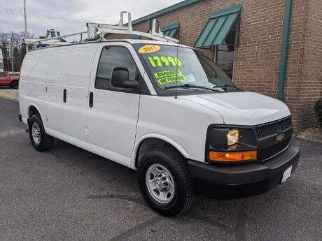 2015 Chevrolet Express 2500 Cargo FFV Knoxville TN