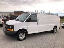 2015_Chevrolet_Express 2500 Extended Cargo w/ Ladder Rack & Bins__ Ashland VA