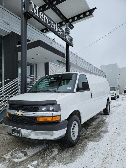2015 Chevrolet Express 3500 Work Van Anchorage AK