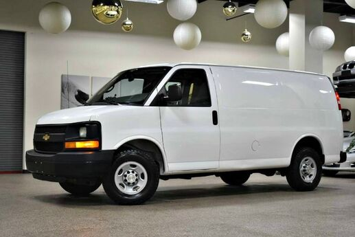 2015 Chevrolet Express Cargo Van 2500 Boston MA